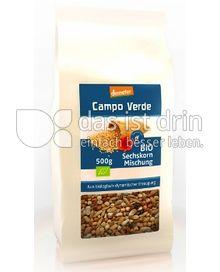 Produktabbildung: Campo Verde Bio Sechskornmischung 500 g