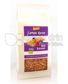 Produktabbildung: Campo Verde Bio Emmer 500 g