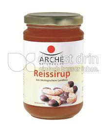 Produktabbildung: Arche Reissirup 400 g