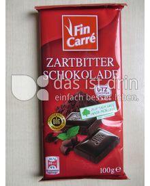 Produktabbildung: Fin Carré Zartbitter Schokolade 100 g