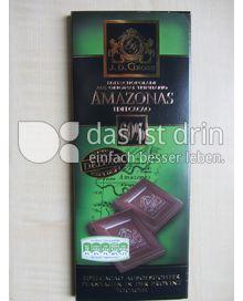 Produktabbildung: J. D. Gross Amazonas Edelcacao 60 % 125 g
