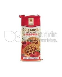 Produktabbildung: La Città del Sole Crostatelle di Kamut Frutti Rossi 220 g