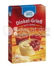 Produktabbildung: SchapfenMühle Dinkel-Grieß 500 g