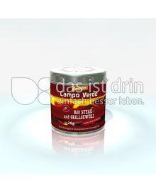 Produktabbildung: Campo Verde Steak- und Grillgewürz 26 g