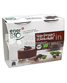 Produktabbildung: enerBIO Soja Dessert Schokolade 500 g