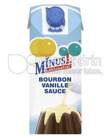 Produktabbildung: MinusL Laktosefreie Bourbon Vanille Sauce 330 ml