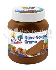 Produktabbildung: MinusL Laktosefreie Nuss-Nougat Creme 400 g