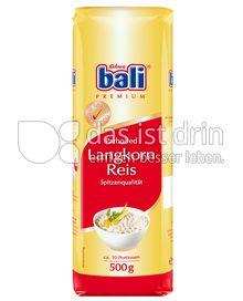 Produktabbildung: bali Langkorn Reis parboiled 500 g