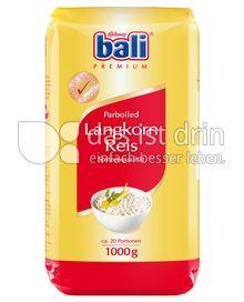 Produktabbildung: bali Langkorn Reis parboiled 1 kg