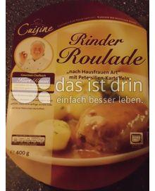 Produktabbildung: Cuisine Gourmet-Chefkoch Kurt Kosin Rinder Roulade 400 g