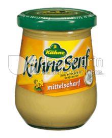 Produktabbildung: Kühne Senf mittelscharf 875 ml