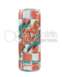 Produktabbildung: AriZona Peach Iced Tea 355 ml