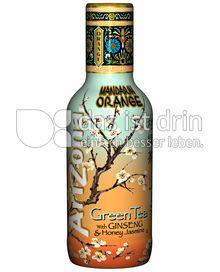 Produktabbildung: AriZona Mandarin Orange Green Tea 591 ml
