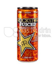 Produktabbildung: ROCKSTAR Energy + Juiced 250 ml