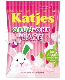 Produktabbildung: Katjes Grün-Ohr Hasen 200 g