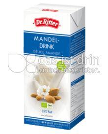 Produktabbildung: Dr. Ritter Mandel-Drink 1 l