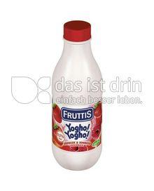 Produktabbildung: Fruttis Yogho Yogho Erdbeer-Himbeer 1000 g