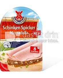 Produktabbildung: Schinkenspicker Mortadella 80 g