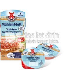 Produktabbildung: Mühlen Mett Schinken-Zwiebelmettwurst