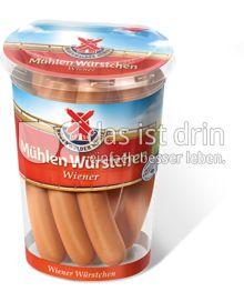 Produktabbildung: Mühlen Würstchen Wiener 222 g
