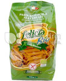 Produktabbildung: Felicia Bio 4 Korn Penne 500 g