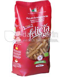 Produktabbildung: Felicia Bio Vollkornreis Fusilli 500 g
