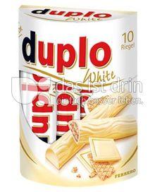 Produktabbildung: Duplo White 182 g