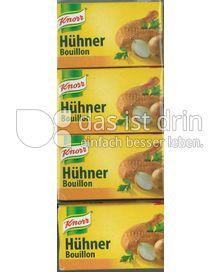 Produktabbildung: Knorr Hühner Bouillon 4 St.