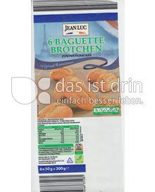 Produktabbildung: Jean Luc Baguette Brötchen 6 St.