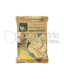 Produktabbildung: bio Zentrale Mini-Maiswaffeln Rosmarin 50 g