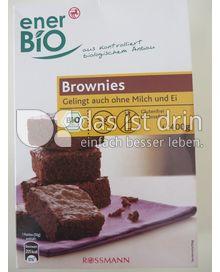 Produktabbildung: enerBIO Brownies Backmischung 400 g