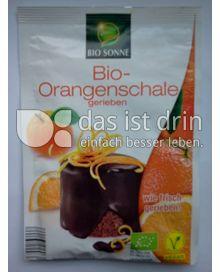 Produktabbildung: Bio Sonne Bio-Orangenschale 15 g