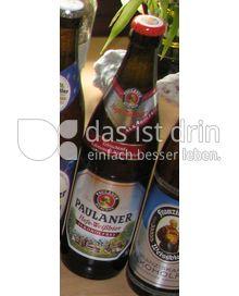 Produktabbildung: Paulaner Hefe-Weißbier alkoholfrei 0,5 l