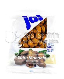 Produktabbildung: Ja Süße Mandeln 200 g