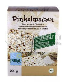 Produktabbildung: Paul Heumann's Dinkel Matzen 250 g