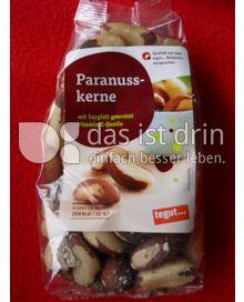 Produktabbildung: OKAY GmbH & Co. -tegut Paranusskerne 200 g