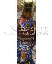 oettinger weissbier alkoholfrei 27 0 kalorien kcal und inhaltsstoffe das ist drin. Black Bedroom Furniture Sets. Home Design Ideas