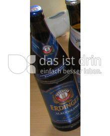 Produktabbildung: Erdinger Weissbräu alkoholfrei 0,5 l