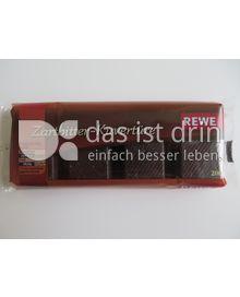 Rewe Zartbitter Kuverture 578 0 Kalorien Kcal Und Inhaltsstoffe