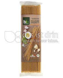Produktabbildung: Bio Zentrale Vollkorn Spaghetti 500 g