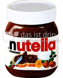 Produktabbildung: Ferrero Nutella 880 g