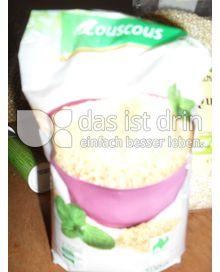 Produktabbildung: Rewe Bio Couscous 500 g