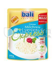 Produktabbildung: bali Express Milchreis 250 g