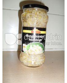 Produktabbildung: VITASIA Mungobohnenkeimlinge 330 g
