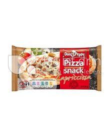 Produktabbildung: Don Peppe Pizza Snack Capricciosa. 130 g
