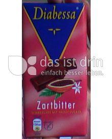 Produktabbildung: Diabessa Zartbitter 100 g