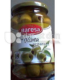 Produktabbildung: Baresa Grüne Oliven 340 g