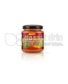 Produktabbildung: Campo Verde Brotaufstrich Basilikum-Tomate 110 g