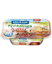 Produktabbildung: MILRAM FühlingsDreiPfefferButter 100 g