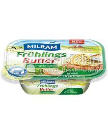 Produktabbildung: MILRAM FrühlingsKräuterButter 100 g